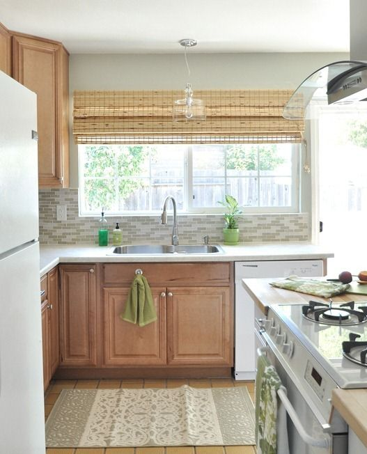 Country Kitchen With Maple Shaker Cabinets And Terra Cotta: 17 Best Images About Mommy Kitchen On Pinterest