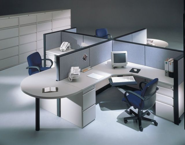 Marvelous Cubicle From The Rapidly Growing Manufacturer Of Commercial Office Furniture,  AIS.