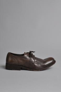 Royal Republiq Rian Derby Shoes Dark Brown