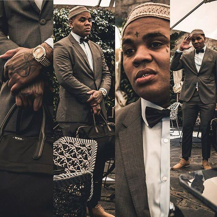 "KEVIN GATES "" To be early is to be on time - to be on time is to be late - I never keep them waiting : @shotbyspencer "" @kvngates #iamkevingates #KevinGates"