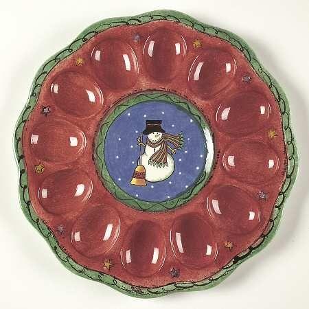 -Deviled Egg Plate