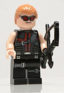 Hawkeye LEGO Super Heroes Minifigure