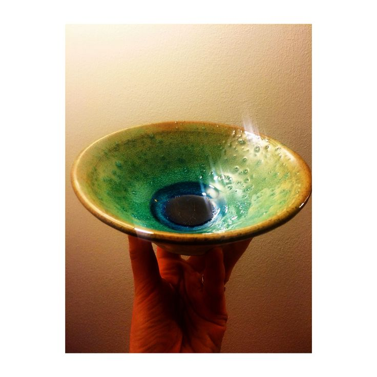 Experiments with shiny glaze