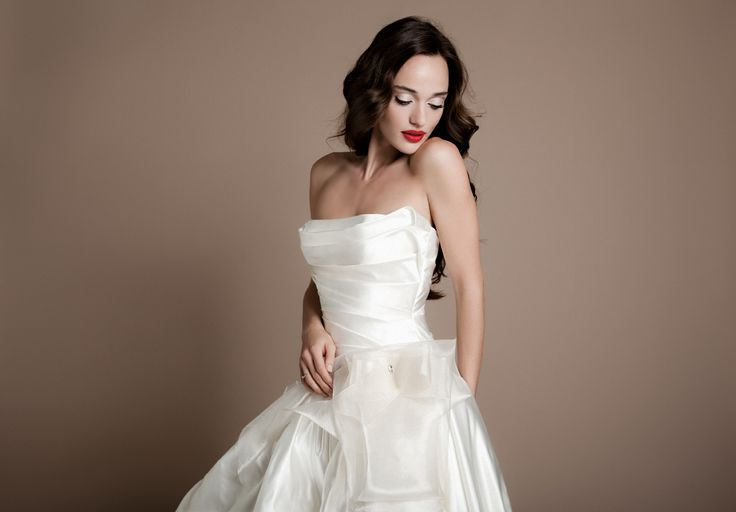 Daalarna Wedding Dress - Forever Collection