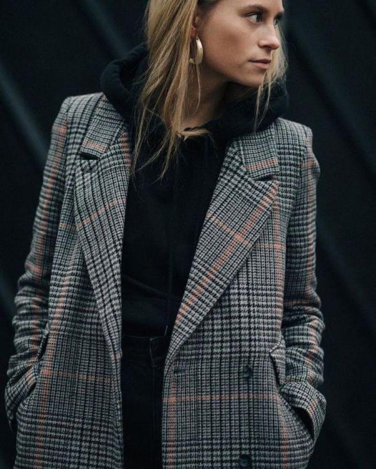 16 Looks Que Te Convencerán De Que Un Blazer Puede Lucir Chic Y Estiloso | Cut & Paste – Blog de Moda