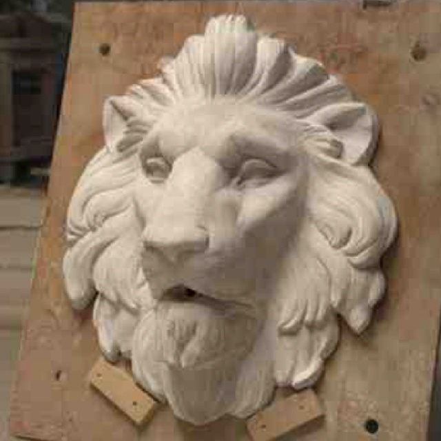 Best images about lion sculptures on pinterest
