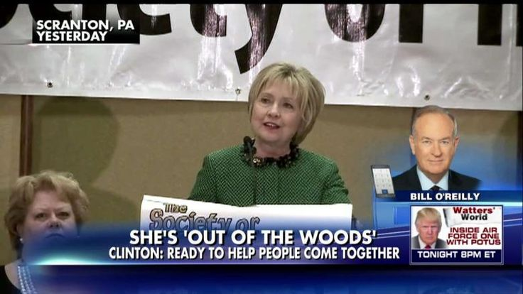 O'Reilly Slams Hillary's Speech: 'Most Divisive Woman in the Country' | Fox News Insider