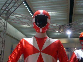 29 best Red Lightspeed Ranger images on Pinterest   Power ...