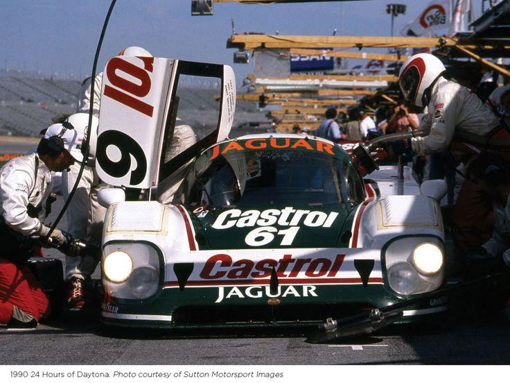 1988 Jaguar XJR-9 | Amelia Island 2015 | RM AUCTIONS ...