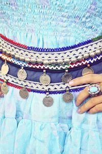 Gypsy Coin Belt