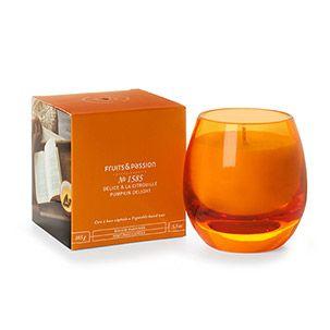 Perfumed Candle Pumpkin Delight