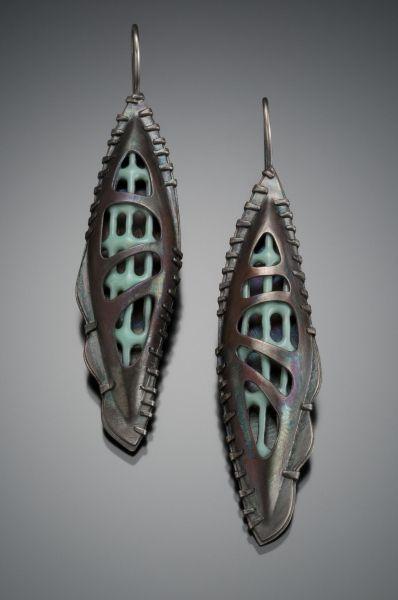 beth novak: Novak Earrings, Earrings Galas, Jewelry Inspiration, Inspiration Enamels, 2015 Jewelry, Enamels Inspiration, Artists Bio, Art Jewelry, Beth Novak