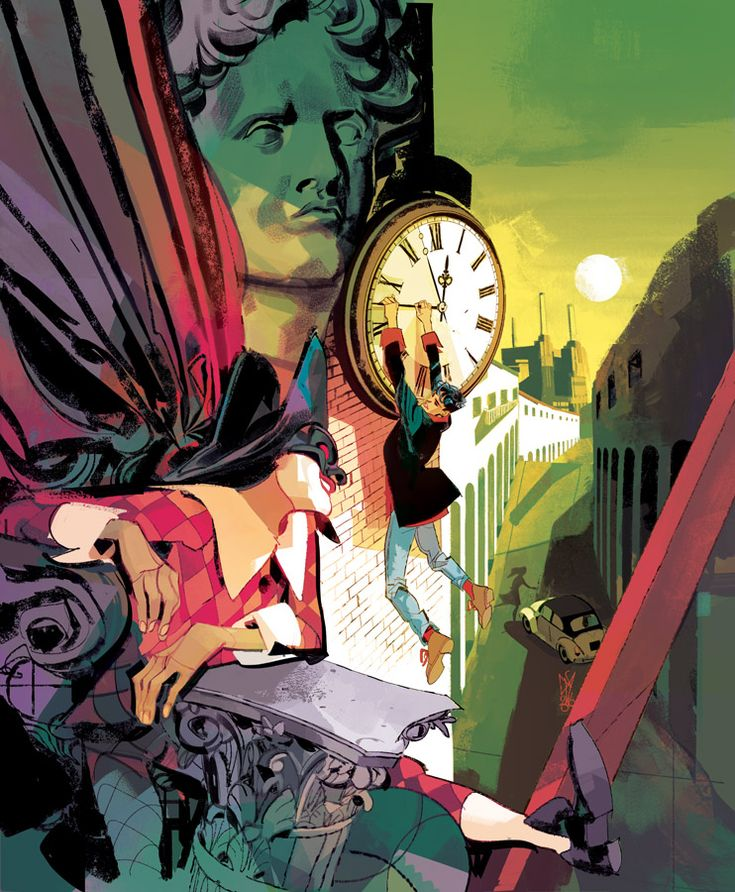 DYLAN DOG 365 Cover by GigiCave on DeviantArt