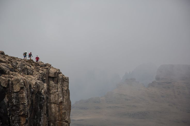 Ryan Sandes and Ryno Griesel talk about their acclimatisation, ahead of the Drakensberg Traverse.