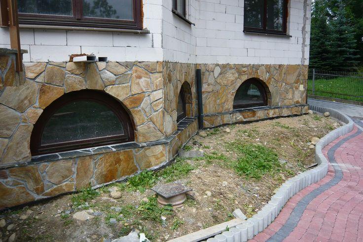 Elewacje z kamienia naturalnego.   Zobaczcie nasze realizacje na www.hanwil.pl biuro@hanwil.pl tel: 667 083 023