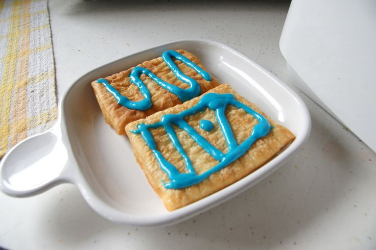 wikiHow to Make Homemade Toaster Strudel Vanilla Glaze -- via wikiHow.com