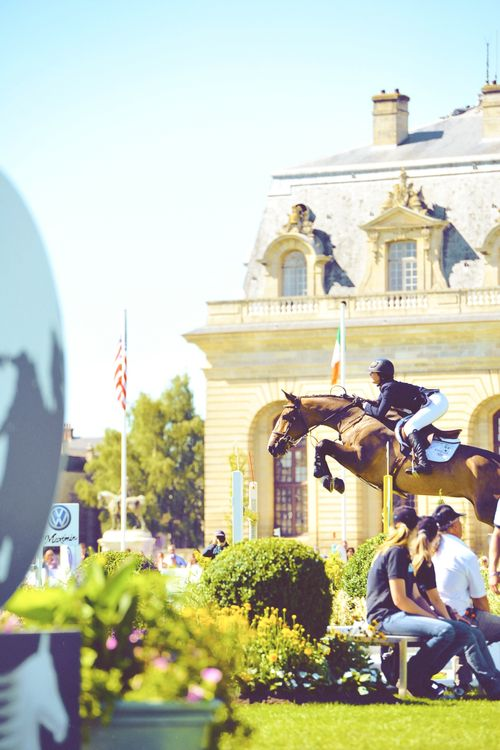 Beautiful, so seldom seen now that trainers turn out riders to make fast money and not to teach the Art of equitation.