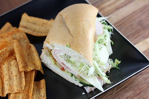 Jimmy John's Beach Club Sandwich Recipe