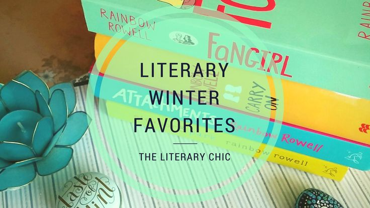 Book Favorites from Winter 2015/2016