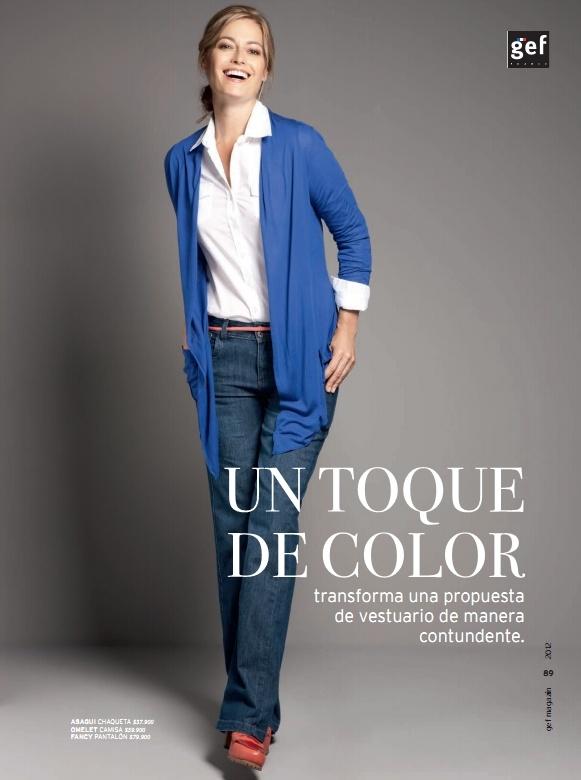 Edición 01, NOVIEMBRE - DICIEMBRE 2012 UN TOQUE DE COLOR.   Página 89