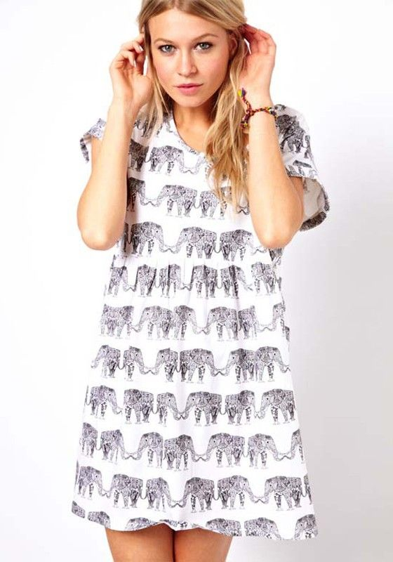 Must-Have Elephant Dress