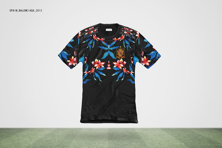 What if #WorldCup Jerseys were Designed by Famous Fashion Designers?