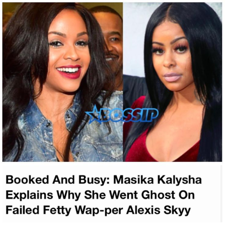 Sis, didn't y'all break up? Move on.  Last night on the season premiere of Love and Hip Hop Hollywood, reality tv audiences got introduced to Atlanta IG model Alexis Skyy. Alexis had one mission in LA, that was to confront Masika over her ex-boyfriend Fetty Wap. We have to rewind a bit, because there was a few things fishy about her introduction. See more on #bossip dot com