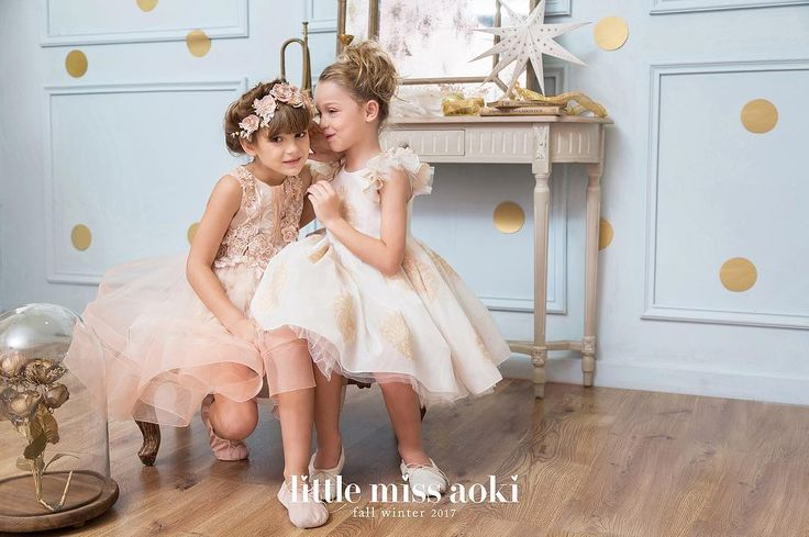 LITTLE MISS AOKI FW 17/18