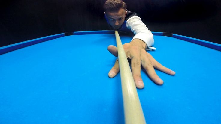 GoPro: Billiards Trick Shot