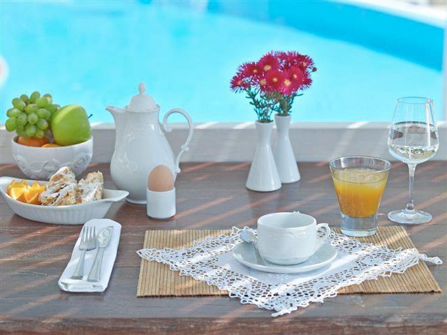 Levnates Ios luxury accommodation in style and elegance. #Ios #island #greece