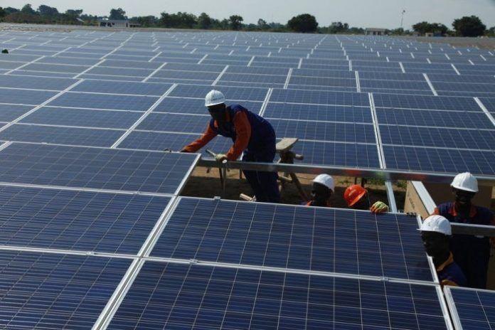 Nigeria Set To Construct 30mw Solar Power Plant Solar Solar Power Plant Solar Panels Roof
