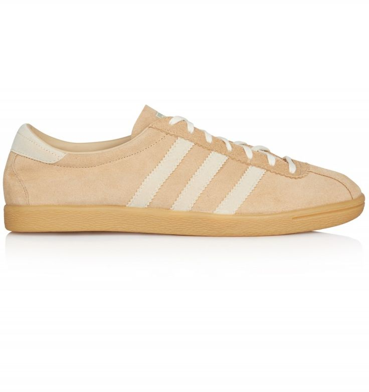 Adidas TOBACCO RIVEA The Adidas Tobacco Rivea is the first ever reissue of the Riviera, a much sought-after classic from the Adidas archives. It was designed for comfort with soft suede uppers, velour stripes and a gum rubber sole. #Adidas #NewArrivas #Sefton #London #Islington #ss16