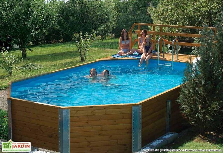 111 best piscines et sauna images on pinterest. Black Bedroom Furniture Sets. Home Design Ideas
