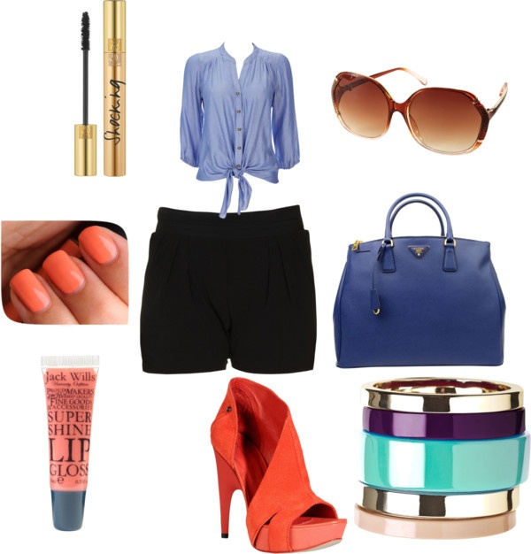 """""""shopping time"""" by ilda83 on Polyvore"""