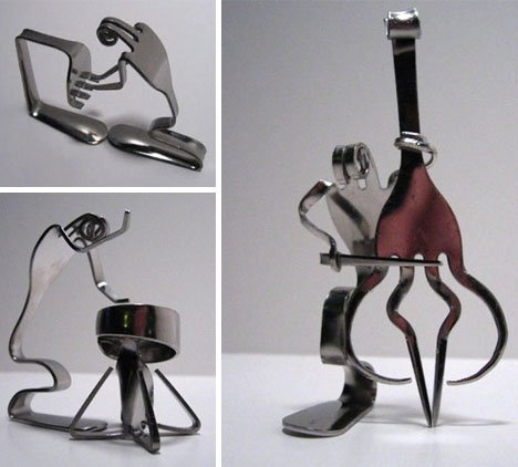 fork art                                                                                                                                                                                 Mais
