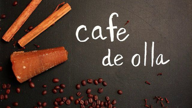 Cafe de Olla by Muy Bueno. Traditionally this recipe is made using a clay pot giving it a very unique flavor, but it isn't necessary. So I'm going to show you how to make this authentic coffee using today's cookware. Grab a cup of coffee and join me in the Muy Bueno kitchen.