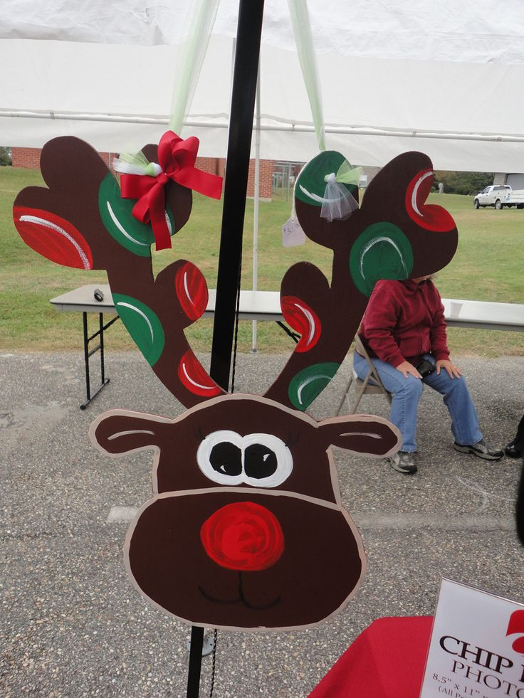 Christmas Wood Yard Art For Sale Woodworking Projects