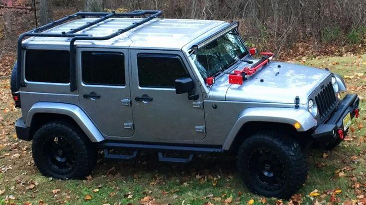 Best 25+ Jeep racks ideas on Pinterest | Jeep wrangler ...