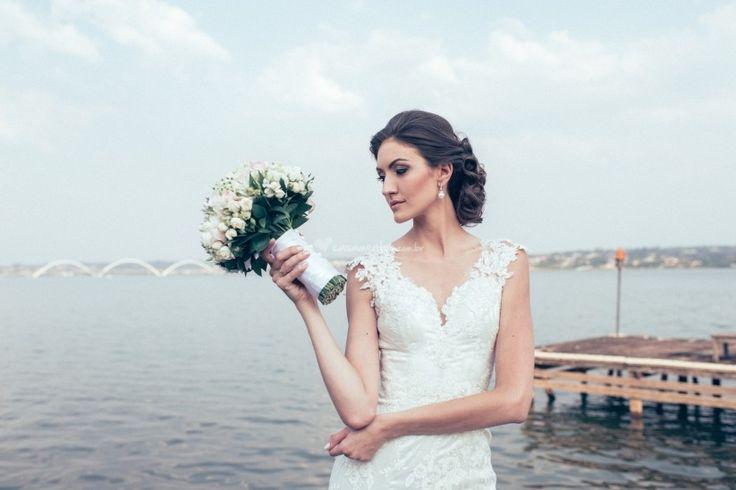 Tendências de penteados para noivas 2015