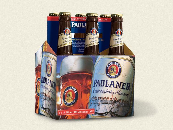 Paulaner Oktoberfest Märzen, the Wiesn's most popular beer