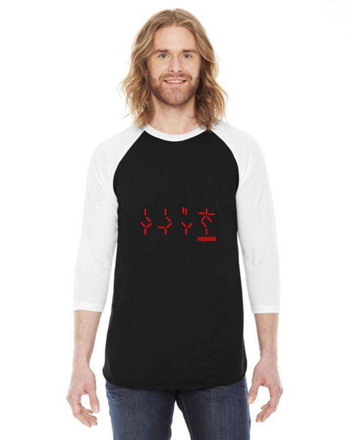 predator countdown clock timer 3/4 Sleeve Shirt