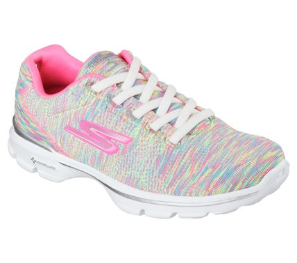 sketchers go walk 3 inspired multi