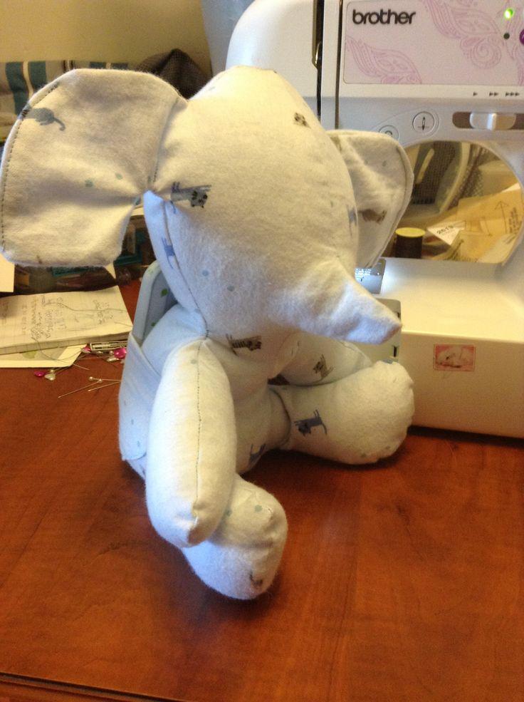 Elephant Cell Phone Holder!
