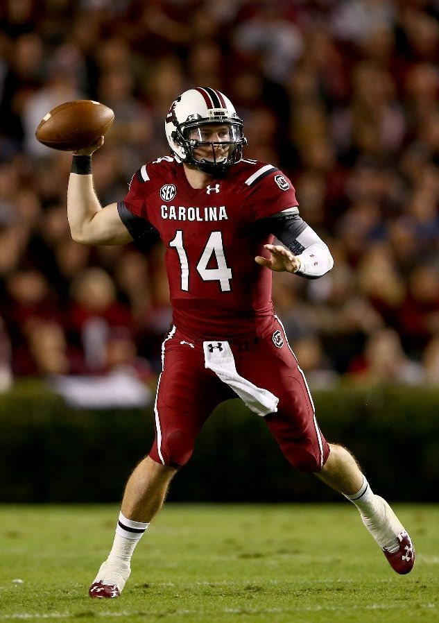 South Carolina Football - Gamecocks [Photos - ESwww.RollTideWarEagle.com Informative and Entertaining Sports Stories all #SEC all #Football #GamecocksPN]