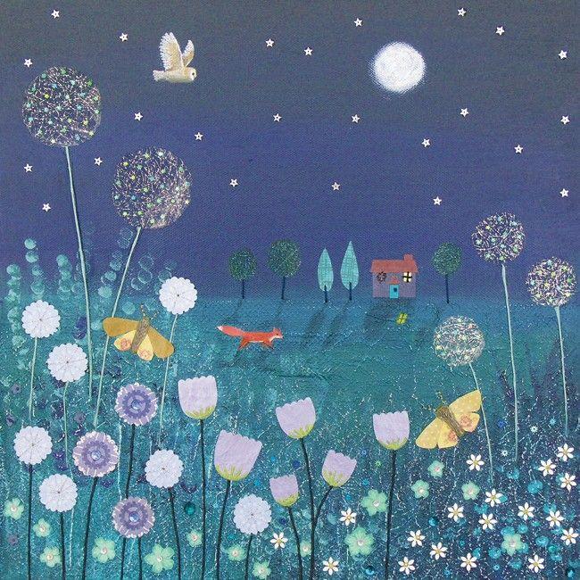 JG025 Midnight Meadow