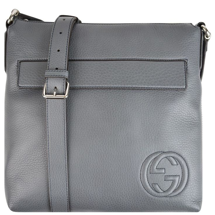 THE PERFECT TRAVELLERS GIFT GUCCI | leather messenger bag