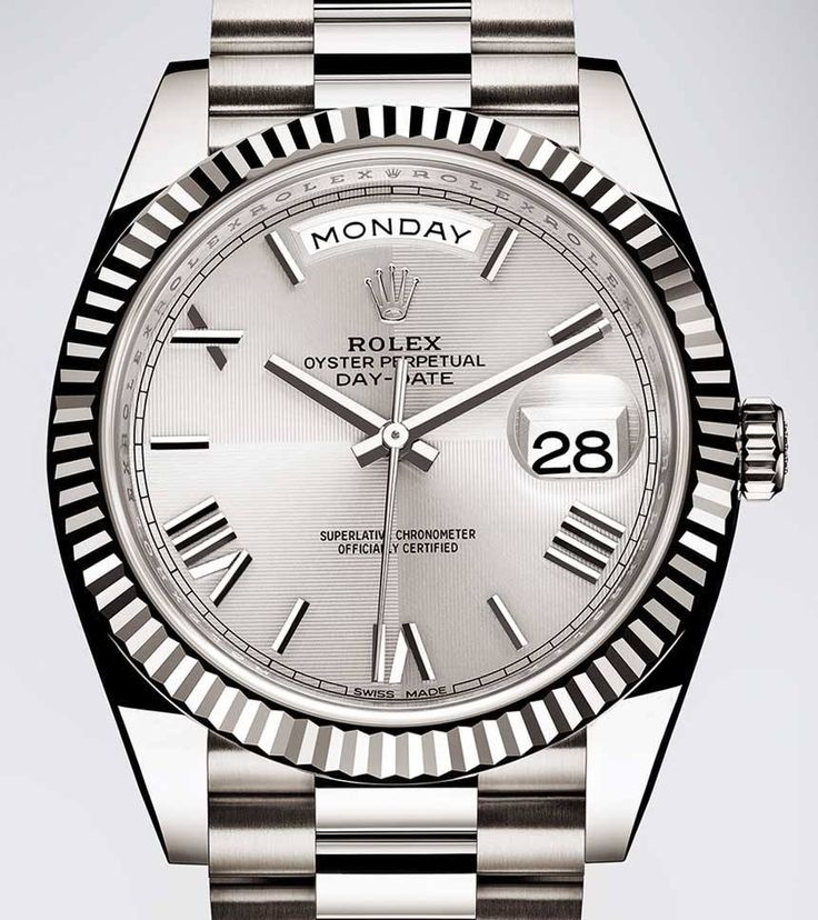 Rolex Day-Date 40 Watch With New Rolex 3255 Movement Watch Releases