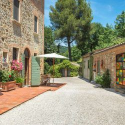 Umbrian Property With Old Winery And Pool Italian HousesHouse