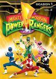 Mighty Morphin Power Rangers: Season 1, Vol. 2 [3 Discs] [DVD]