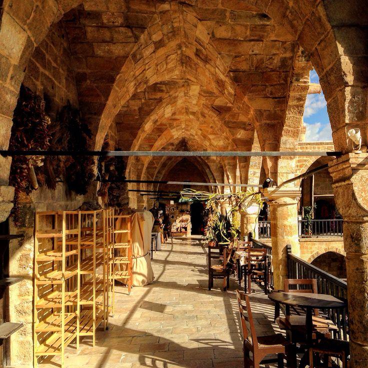 Buyuk Han, North Nicosia, North Cyprus/Buyuk Han, północna Nikozja, Północny Cypr